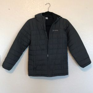 Gray Colombia jacket